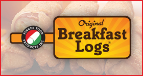 Original Breakfast Logs logo